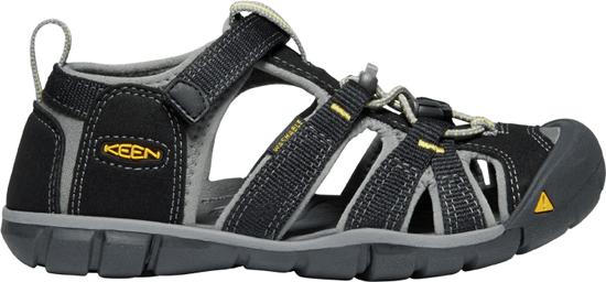 KEEN detské sandále Seacamp II CNX Jr. 34 čierna