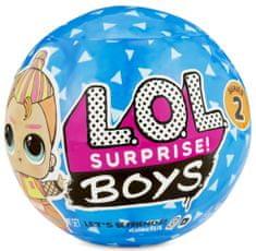 L.O.L. Surprise! chłopiec seria 2