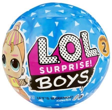 L.O.L. Surprise! Fiú 2-es sorozat