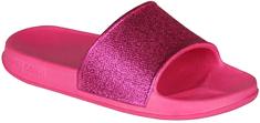 Coqui Dívčí obuv TORA 7083 Lt. fuchsia glitter 7083-305-3600