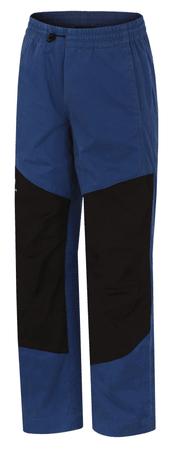 Hannah fantovske hlače TWIN JR, 116, črne