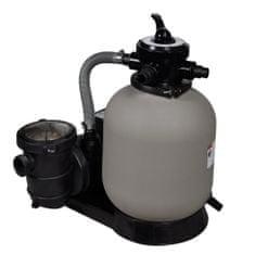 shumee Piaskowa pompa filtrująca, 600 W, 17000 L/h