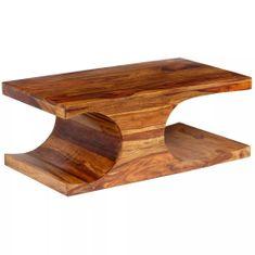 shumee Konferenční stolek 90 x 50 x 35 cm