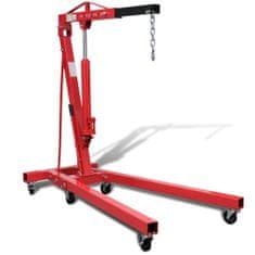 142234 Żuraw warsztatowy składany, 2 tony 88,2 kg