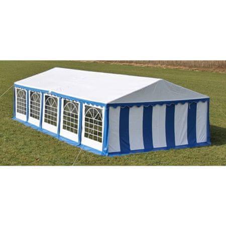 shumee kék rendezvénysátor 10 x 5 m