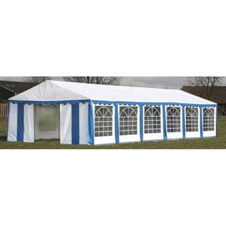 shumee Namiot imprezowy 12 x 6 m, niebieski