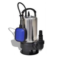 Ponorné čerpadlo na znečistenú vodu, 1100 W 16500 l/hod