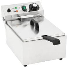 shumee Elektrická fritéza nerezová ocel 10 l 3 000 W