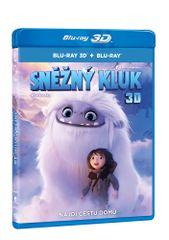 Sněžný kluk 3D+2D (2 disky) - Blu-ray