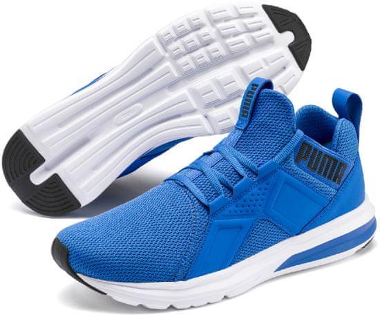 Puma pánská běžecká obuv Enzo Sport 19259309 44 modrá