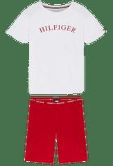 Tommy Hilfiger moška pižama UM0UM01796 CN SS Short Jersey Set