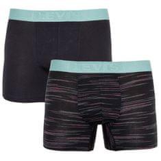 Levi's 2PACK pánske boxerky viacfarebné (905013001 001)
