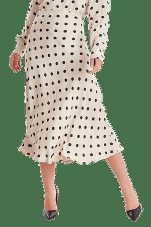 b.young női szoknya Halima 20807867, 34, tejszín