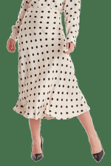 b.young dámska sukňa Halima 20807867 34 smotanová