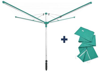 LEIFHEIT LINOMATIC 600 Deluxe Cover kültéri ruhaszárító