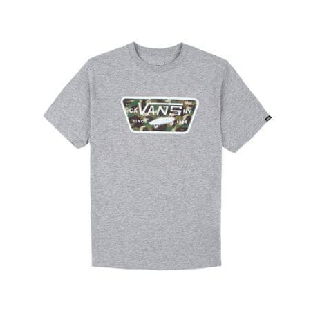 Vans majica za dječake, siva, S