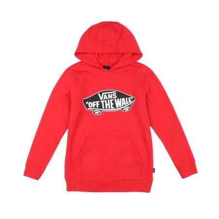 Vans bluza dziecięca M czerwony
