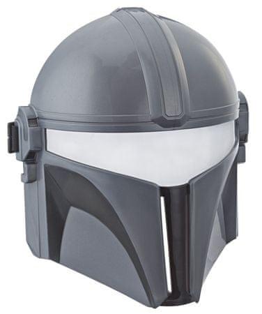 Star Wars Mandalorian maszk