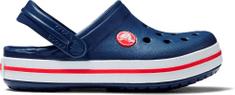 Crocs Detské topánky Crocs Crocband Clog K tmavo modrá / červená