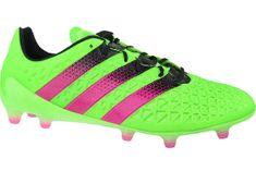 Adidas ACE 16.1 FG AF5083 45 1/3 Zielone