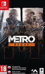 Nintendo Metro: Redux (SWITCH)