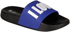 Coqui Chlapčenská obuv RUKI 6383 Black/Royal love 6383-512-2220