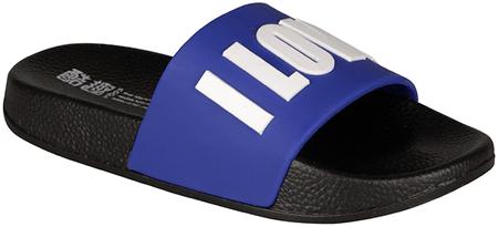Coqui buty chłopięce RUKI 6383 Black/Royal love 6383-512-2220 24/25 niebieskie