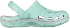 Coqui Lány cipő JUMPER 6353 Lt. mint/Pink 6353-100-4438