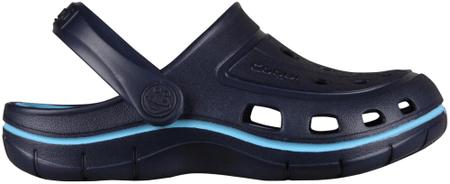 Coqui buty chłopięce JUMPER 6353 Navy/New blue 6353-100-2118 26/27 niebieskie