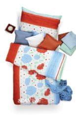 SCANquilt Obliečky FINO 20959/3 štandardný 1x paplón 140x200 + 1x vankúš 70x90