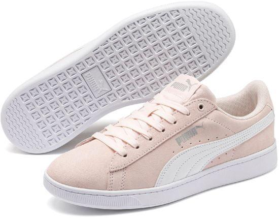 Puma dámske tenisky Vikky V2 36972521 42 ružové