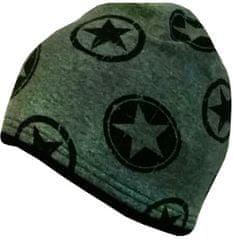 Yetty czapka chłopięca gwiazdy