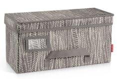 Tescoma pudełko na ubrania FANCY HOME 40 x 18 x 20 cm, cappuccino