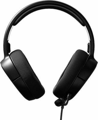 Sluchátka SteelSeries Arctis 1 (61427) 40mm měniče, přesný a čistý zvuk