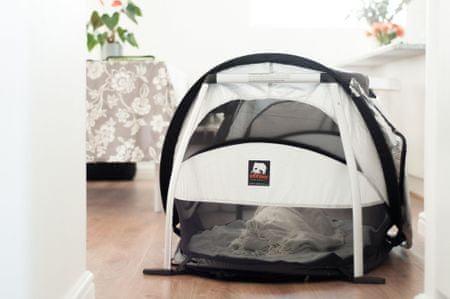 Deryan šotor za igro Peuter Box Luxe, krem
