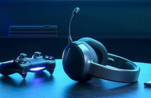 Sluchátka SteelSeries Arctis 1 Wireless (61512) nintendo switch android gaming cestování čistý zvuk, výšky, herní headset, komfort, kvalita