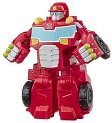 Transformers Rescue Bot kolekcja Rescan Heatwave