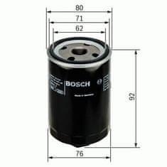 Robert Bosch GmbH Olejový filtr BOSCH BO 0451103318