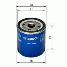 Robert Bosch GmbH Olejový filtr BOSCH BO F026407078