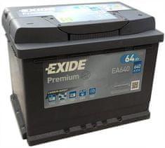 EXIDE Exide Premium 12V 64Ah 640A