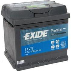 EXIDE Exide Premium 12V 47Ah 450A