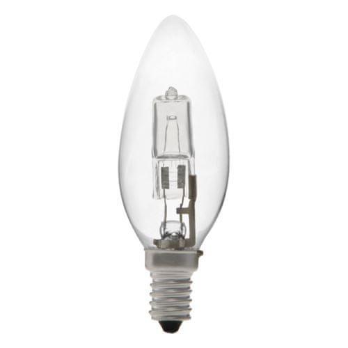 """Kanlux Kanlux 18440 CDH/CL 28W E14 Halogenová žárovka svíčka """""""