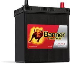 Banner Autobaterie Banner Power Bull P40 26 40Ah 12V