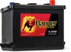 Banner Autobaterie Banner Starting Bull 077 18 77Ah 6V