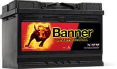 Autobaterie Banner Starting Bull 572 33 72Ah 12V