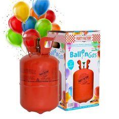 GoDan Párty Hélium 250l do 30 balónov + 30 balónov