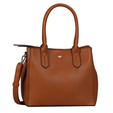 Tom Tailor 27008 Roma Shopper ženska torbica, rjava