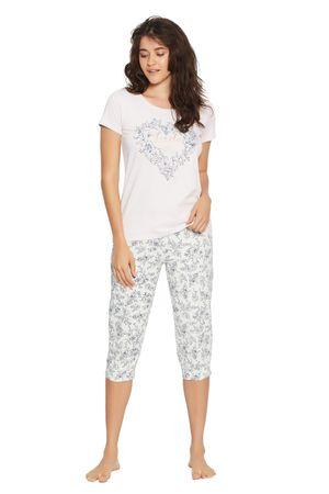 Henderson Női pizsama 38058, rózsaszín, L