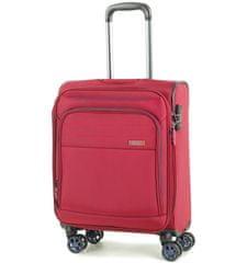 Rock Kabinové zavazadlo ROCK TR-0162/3-S - červená