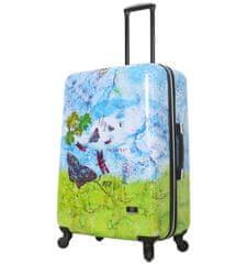 Mia Toro Cestovní kufr MIA TORO HALINA H1007/3-L